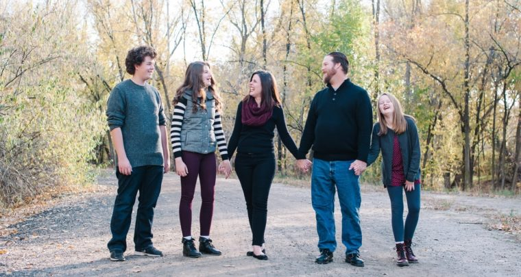 The L Family | SLC Family Photographer