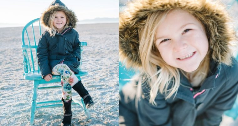 The R Family | Family Photography at the Salt Flats in Utah
