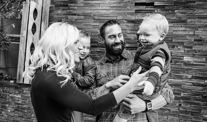 R Family | Utah Family Photographer