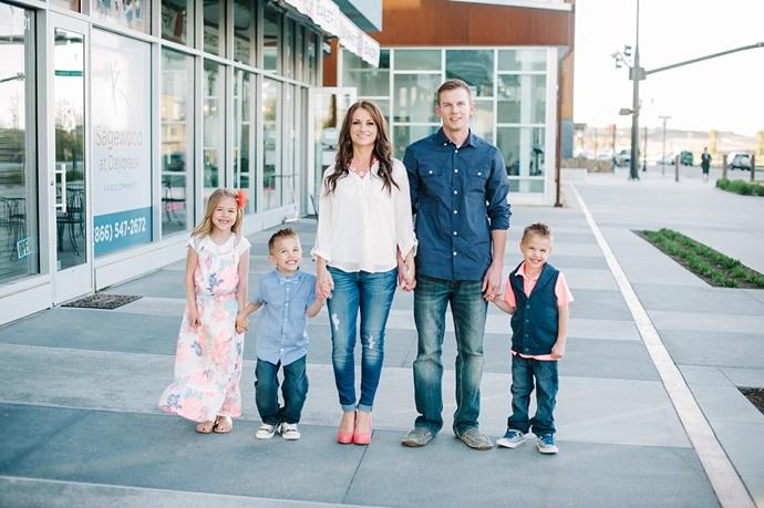 C Family | South Jordan Family Photographer