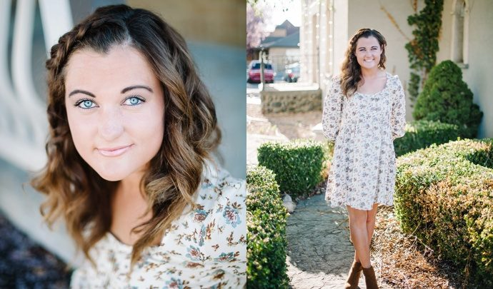 Bailee's Senior Portraits | SLC Senior Photographer