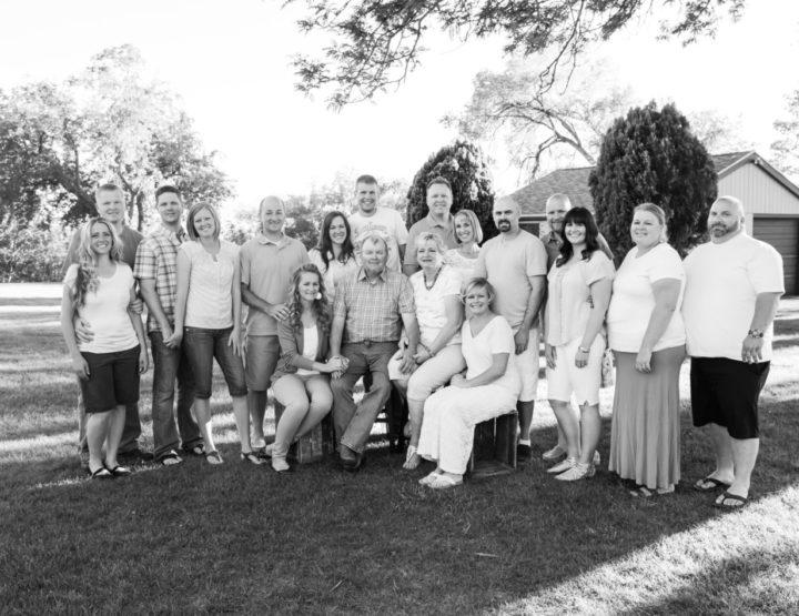 C Family | Best Utah Extended Family Photographer