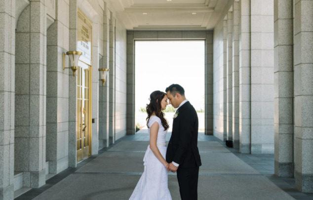 Emerson & Allison's Wedding Day   Draper Utah Wedding Photographer