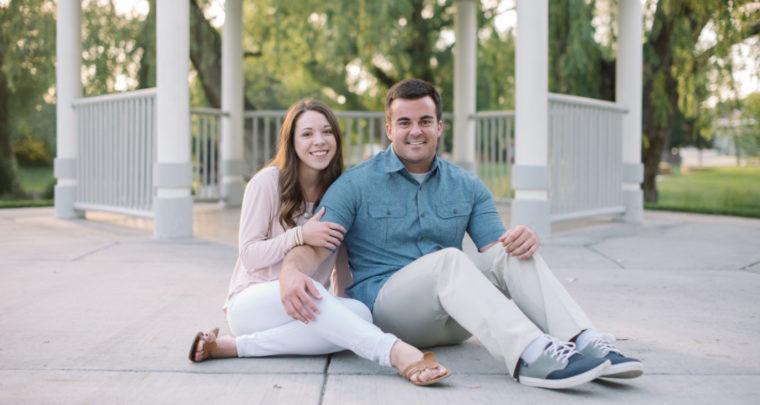 Karson & Jenessa | Utah Engagement Photographer
