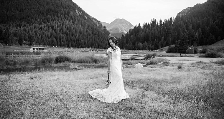 Jenessa's Bridals | Utah Mountain Bridals