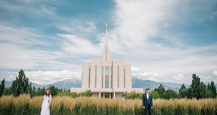 Amanda & Keenan | Classy Utah Wedding Photographer