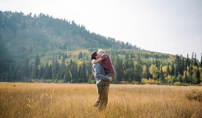 Erik & Sarah | Utah Engagement Photographer
