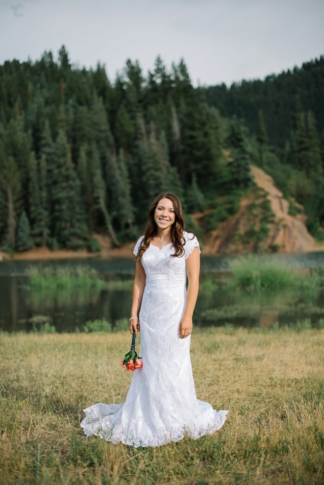 Utah Mountains Bridals Ali Sumsion Photography 001