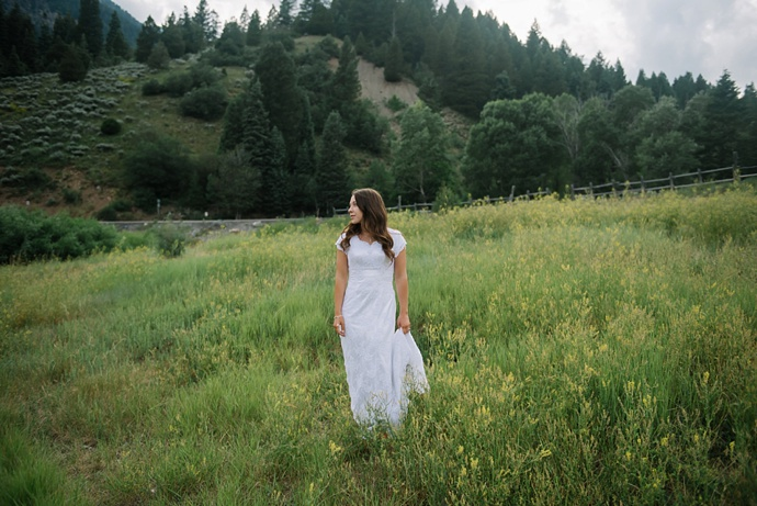 Utah Mountains Bridals Ali Sumsion Photography 007