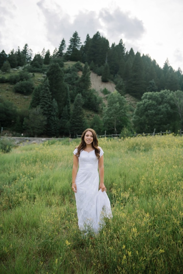 Utah Mountains Bridals Ali Sumsion Photography 008