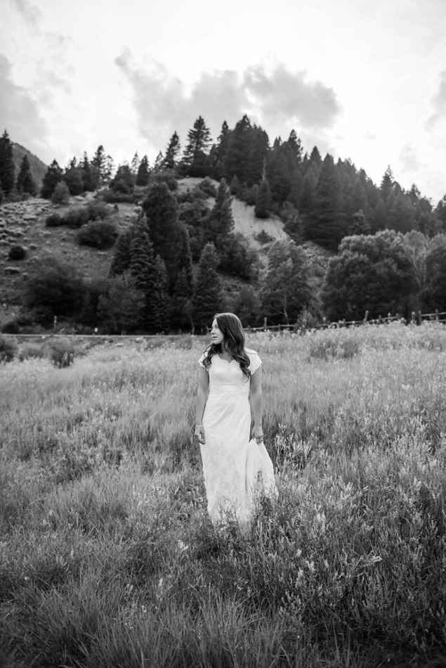 Utah Mountains Bridals Ali Sumsion Photography 009