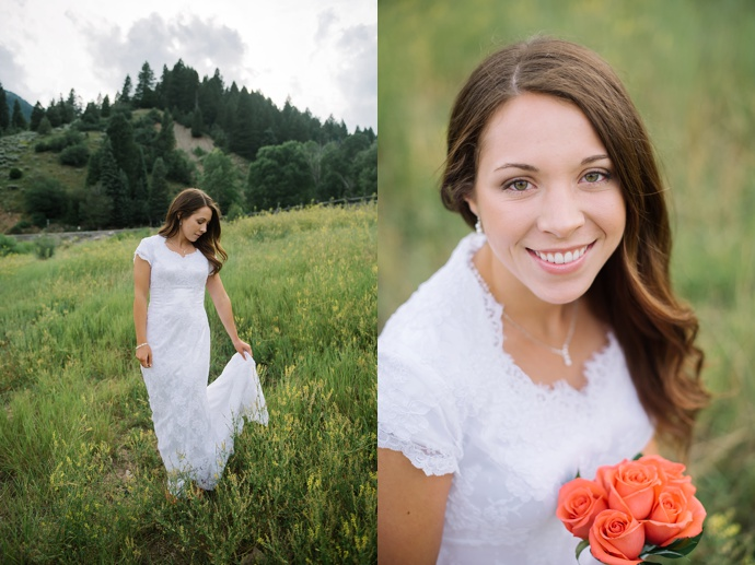 Utah Mountains Bridals Ali Sumsion Photography 010