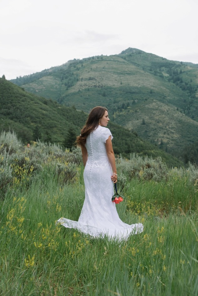 Utah Mountains Bridals Ali Sumsion Photography 020