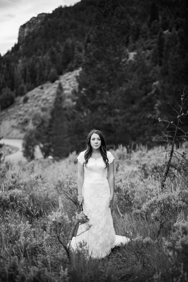 Utah Mountains Bridals Ali Sumsion Photography 021