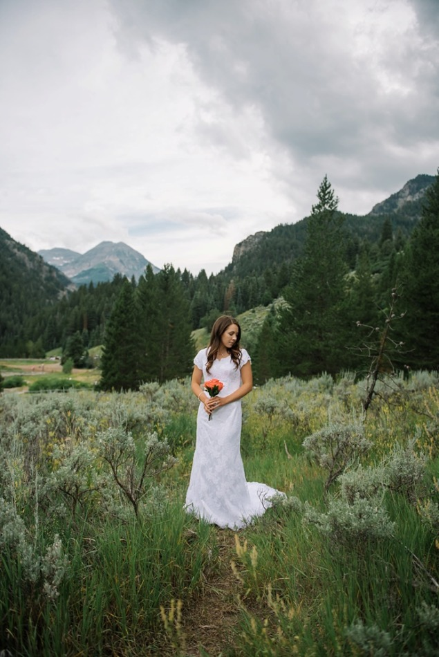 Utah Mountains Bridals Ali Sumsion Photography 022