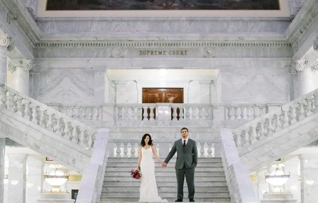 Dave & Hayley's Bridals/Formals | SLC Formal Photographer
