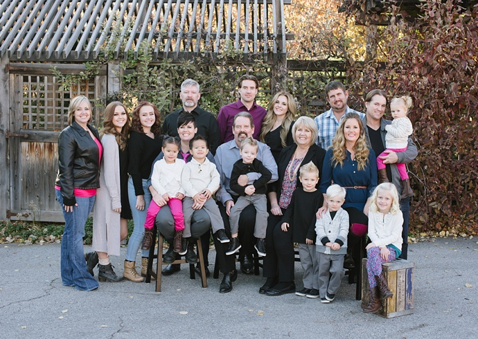 Salt Lake City Extended Family Photography 001