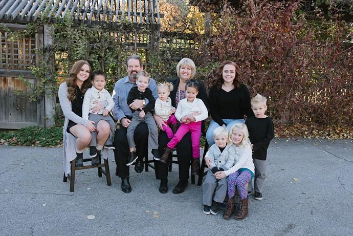 Salt Lake City Extended Family Photography 002