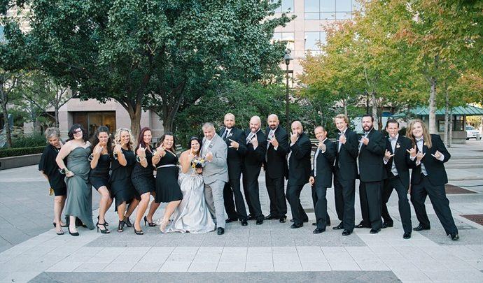 Felicia & Bobby's Rock N Roll Nuptuals | Salt Lake City Utah Wedding Photographer