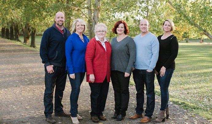 D Family | Best Utah Extended Family Photographer