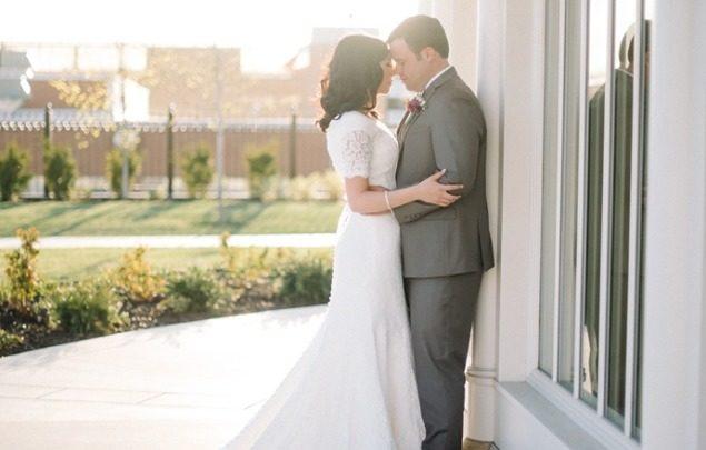 Joseph & Anneliese | Bridals - Groomals