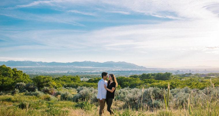 David & Sarah Engaged 2017