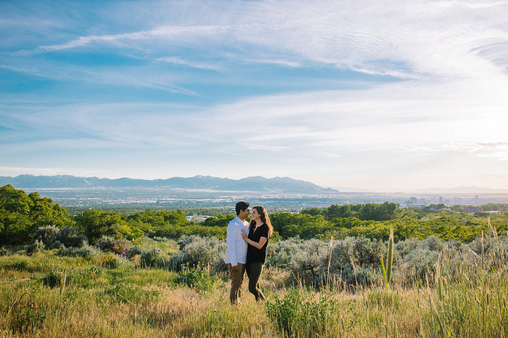 Utah Couple Engagement 01