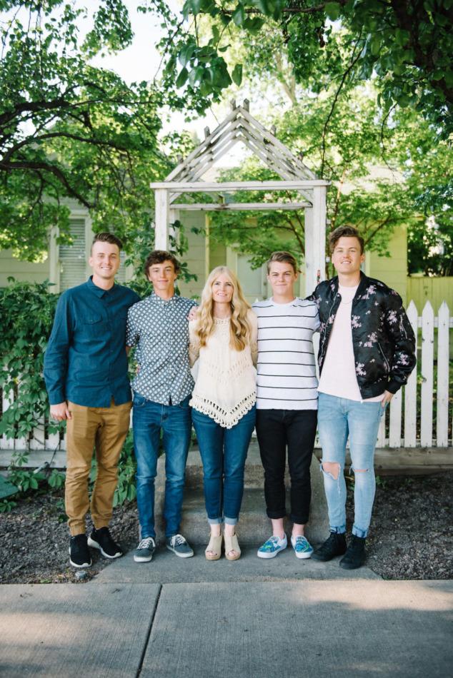 Utah Home Family Shoot 15