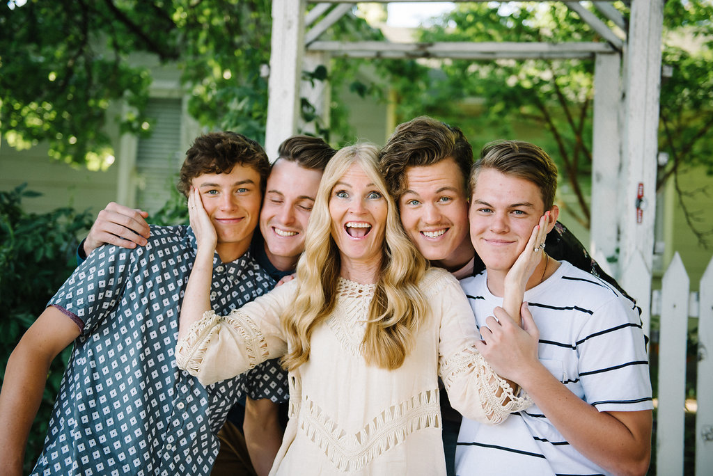 Utah Home Family Shoot 03