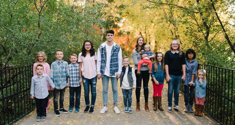 Didericksen Extended Family