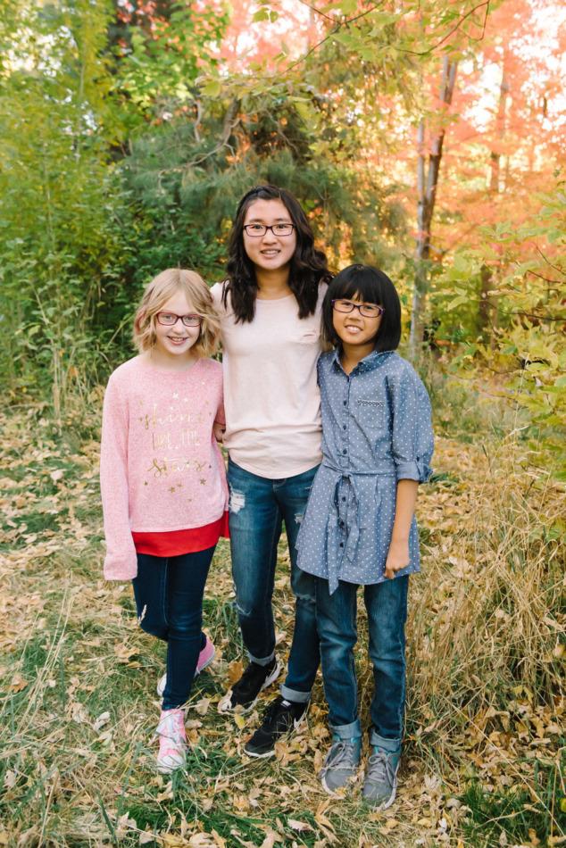 Utah in the Fall Extended Family 24