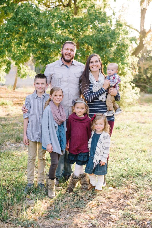 Utah Extended Family 03
