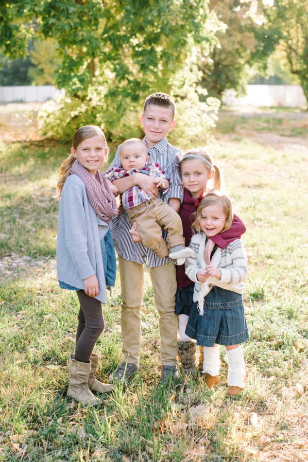 Utah Extended Family 04
