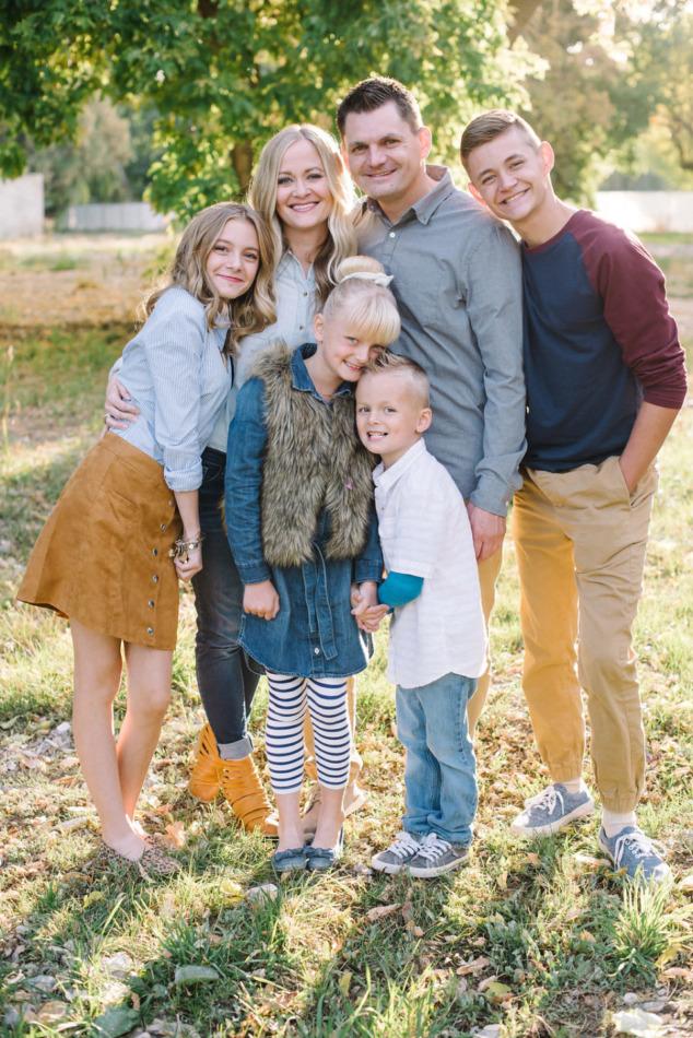 Utah Extended Family 13