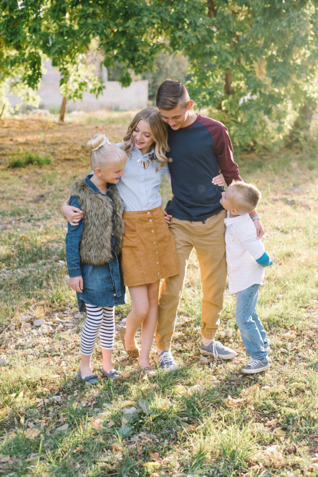 Utah Extended Family 15