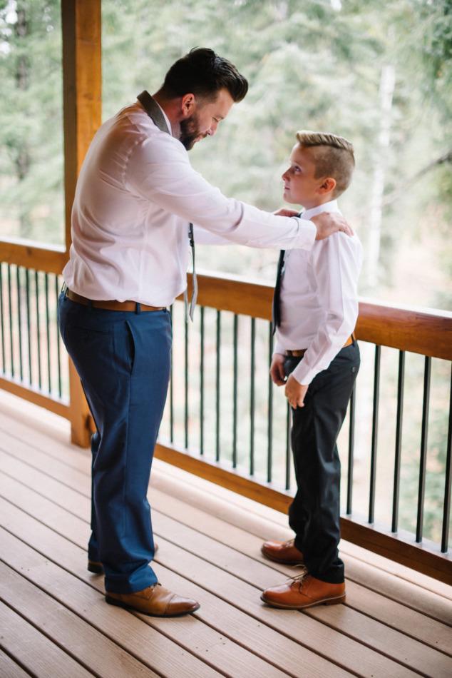 Utah Cabin Wedding 10