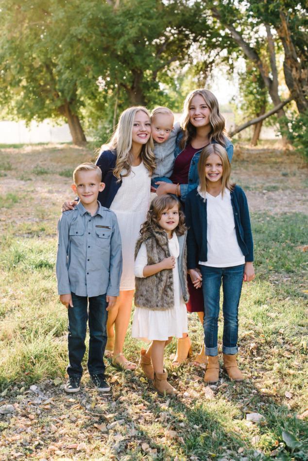 Utah Extended Family 18