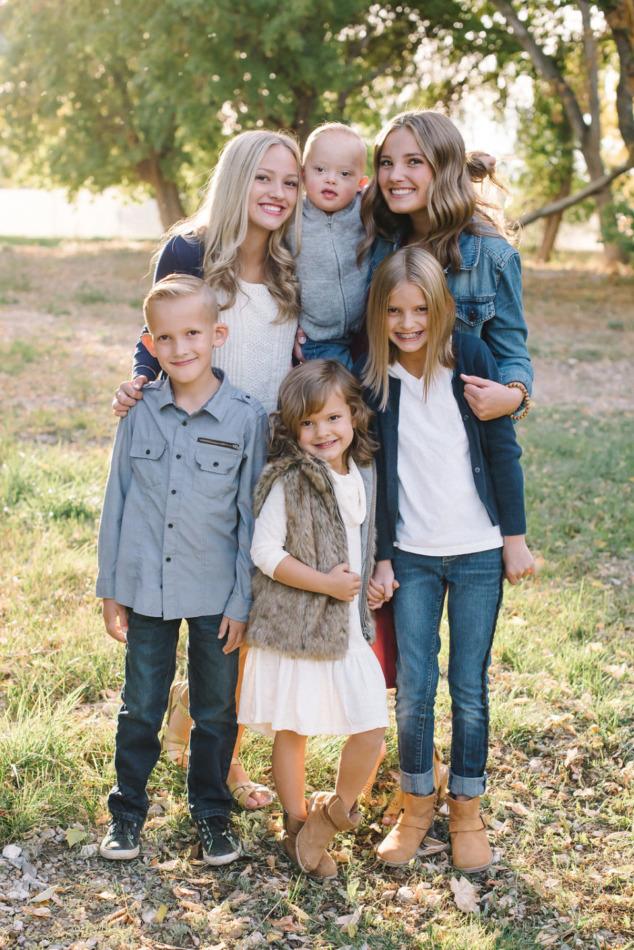 Utah Extended Family 39