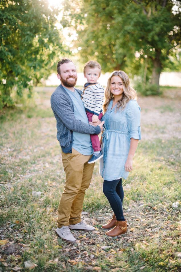 Utah Extended Family 22