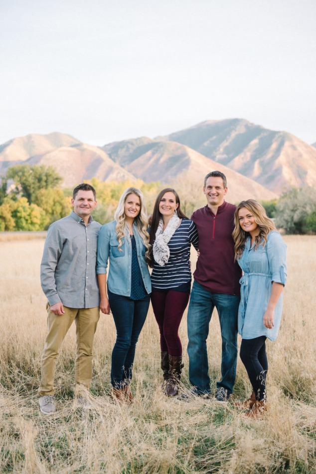 Utah Extended Family 02