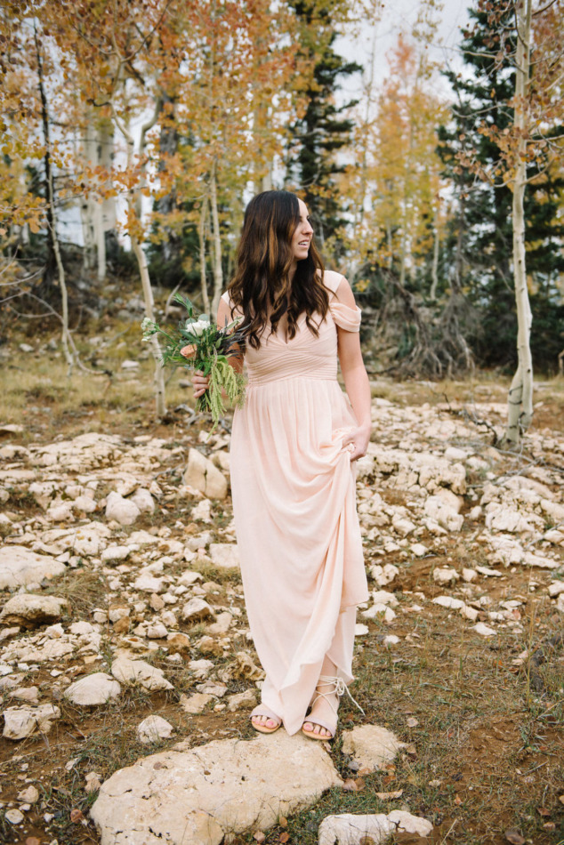 Utah Cabin Wedding 13