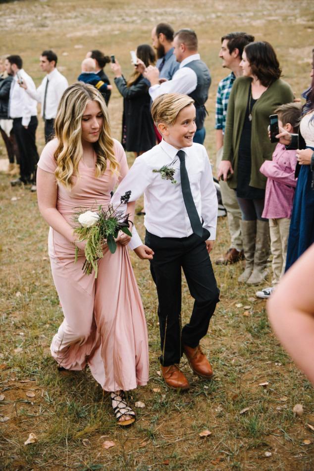 Utah Cabin Wedding 23
