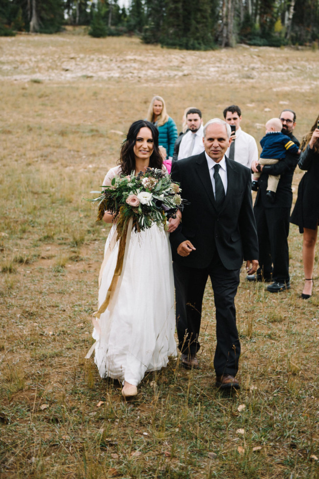 Utah Cabin Wedding 25