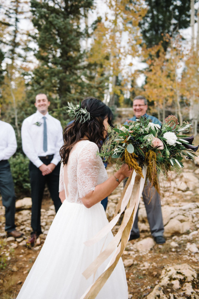 Utah Cabin Wedding 28