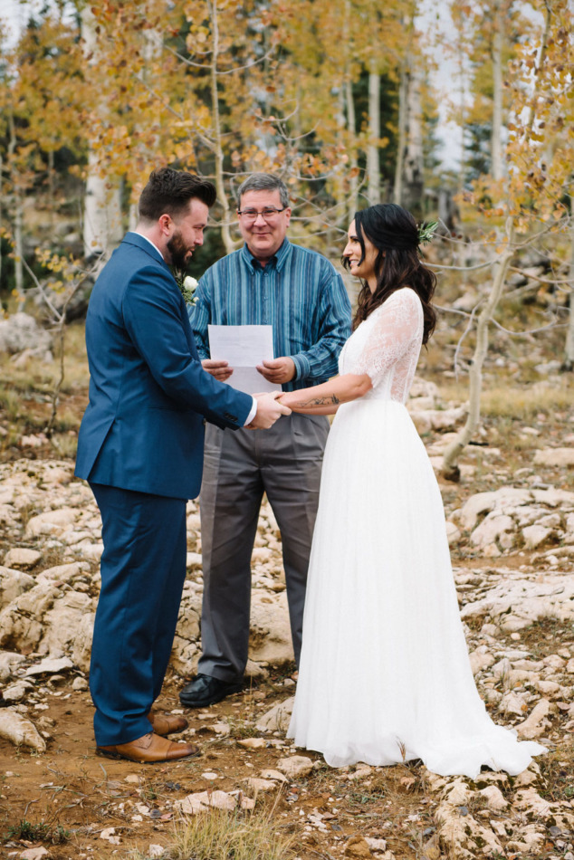 Utah Cabin Wedding 30