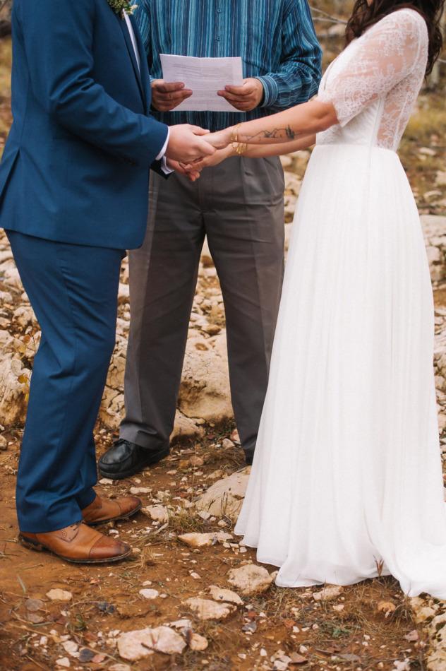 Utah Cabin Wedding 33