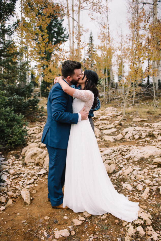 Utah Cabin Wedding 34