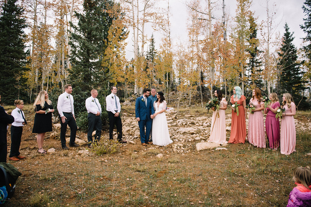Utah Cabin Wedding 35