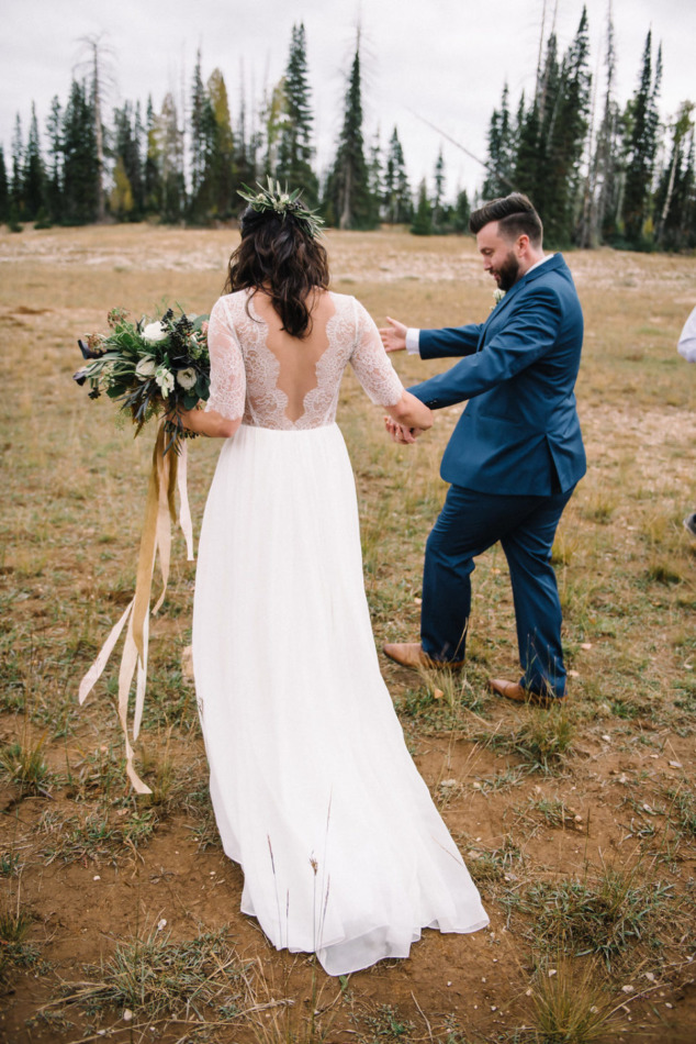Utah Cabin Wedding 37