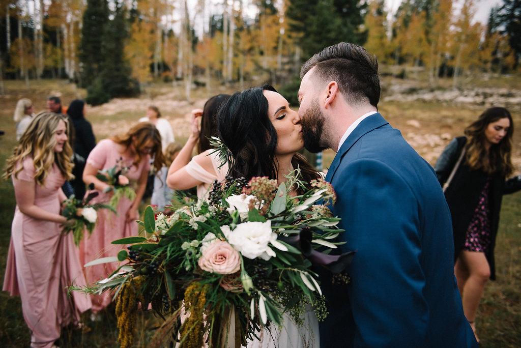 Utah Cabin Wedding 38